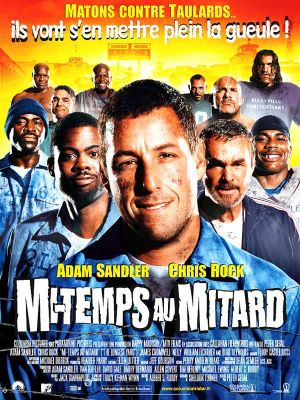 Mi  Temps Au Mitard (A Sandler,Chris Rock) DVDRip french L@ k!ch Te@M preview 0