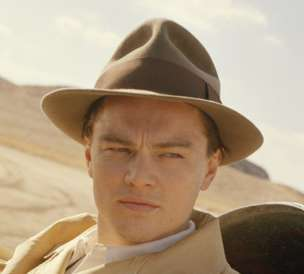 Photo de Leonardo Dicaprio dans le film Aviator