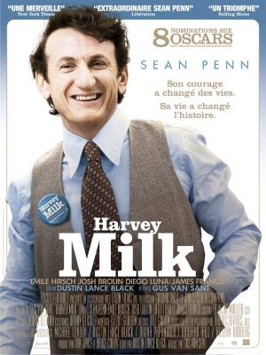 Affiche du film Harvey Milk