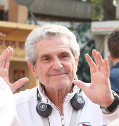 Photo de Claude Lelouche