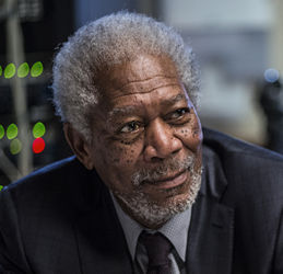 Poto de Morgan Freeman